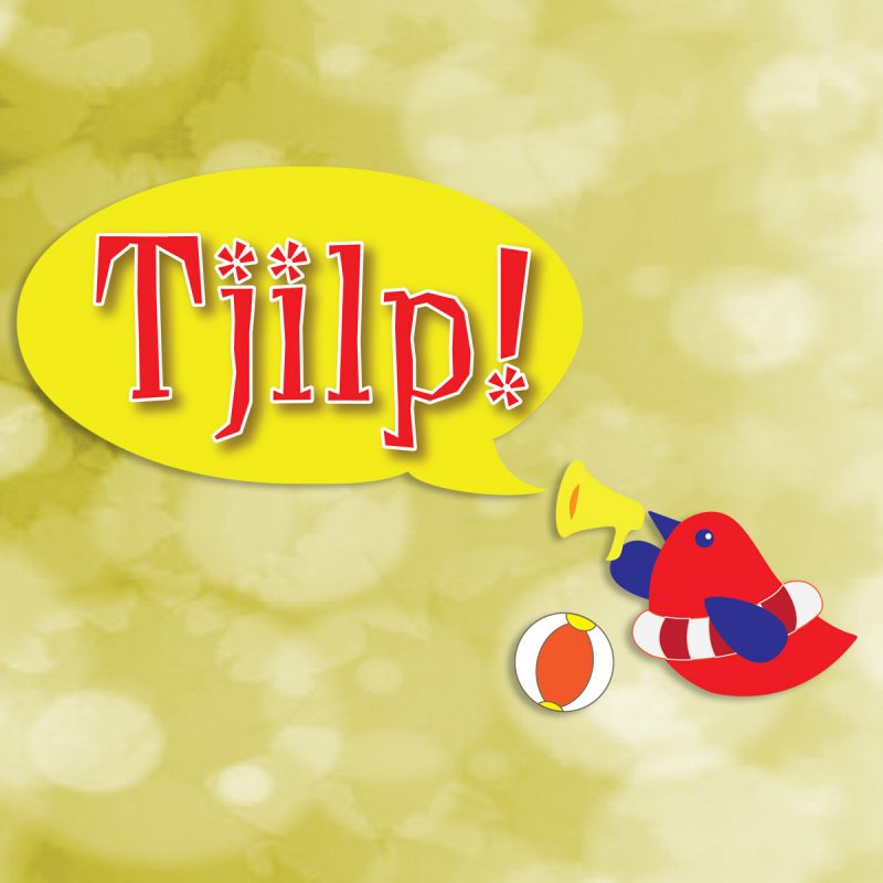 Editorial design Tjilp