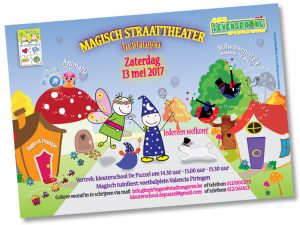 Poster - Magical schooltheater